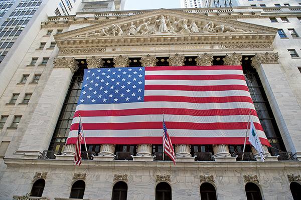 紐約證券交易所。(戴兵/大紀元)