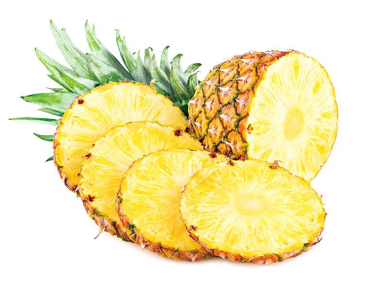 菠蘿保健功效驚人  如何吃最有療效