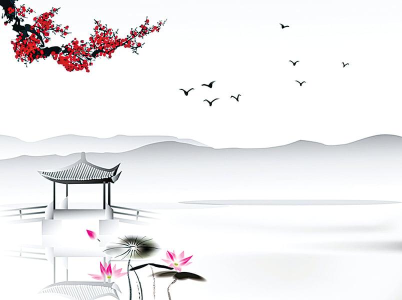 文苑逸事:劉關張桃園結義和詩