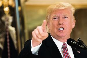 特朗普警告共和黨三大組織 勿用他的名義募款
