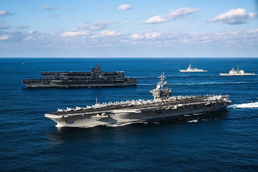 美軍提太平洋威懾計劃