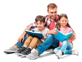 提高孩子閱讀能力的 五個技巧