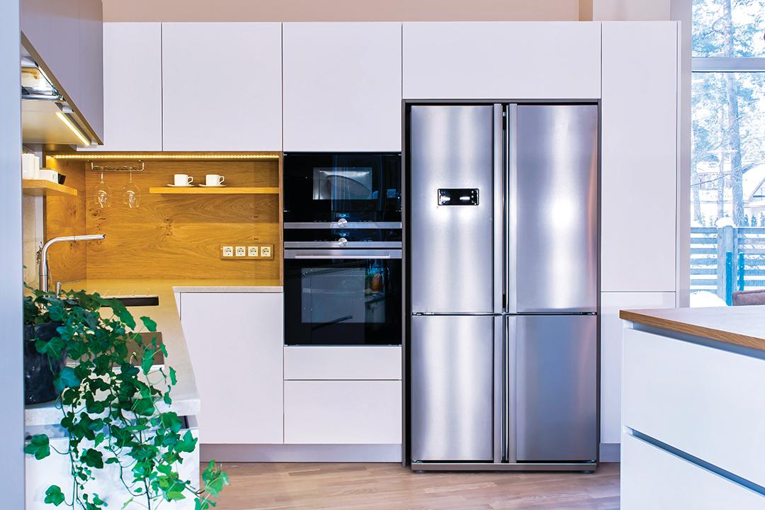 面對一個新廚房,挑選合適的家電很重要。