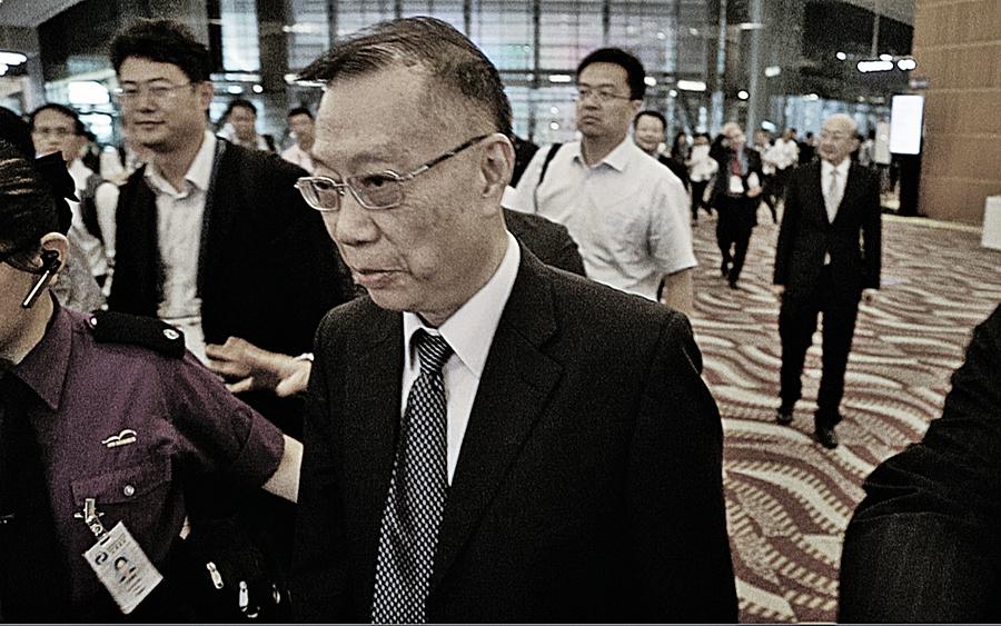 中共前衛生部副部長黃潔夫致謝TTS背後