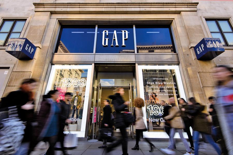 傳Gap考慮出售中國業務
