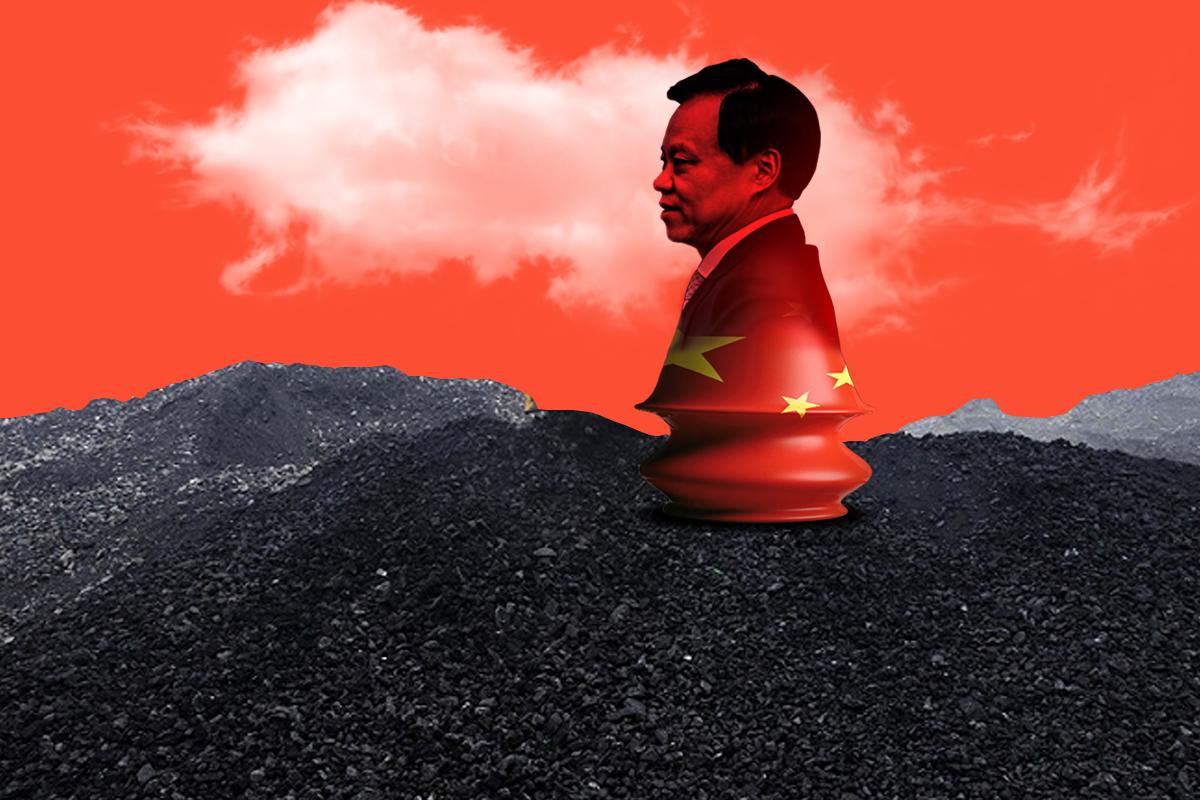 中共兩會前,重慶為何關閉有200年歷史的煤炭業?重慶兩次嚴重礦難,陳敏爾前景?能否成為接班人? (大紀元製圖)