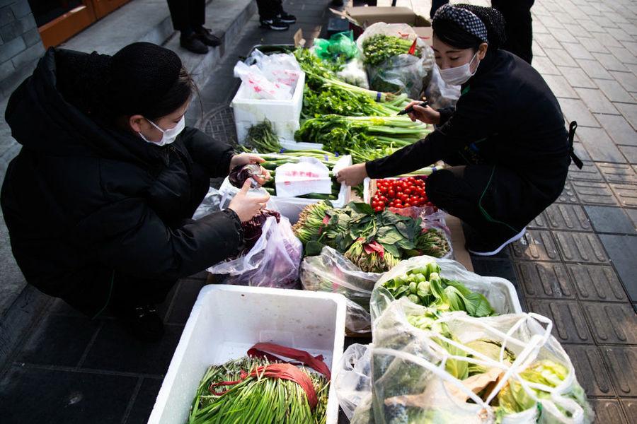 中國2月再次錄得通縮 城市農村價格皆跌