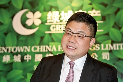 綠城中國:加快三四線城市換倉計劃