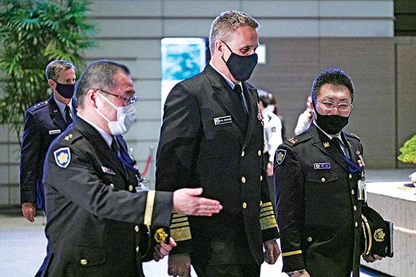 印太司令指中共對台野心急迫 美須持續軍售助台自我防衛