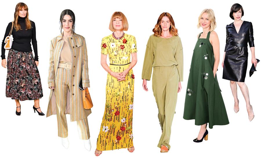 巧用5元素成熟女性穿出時尚風