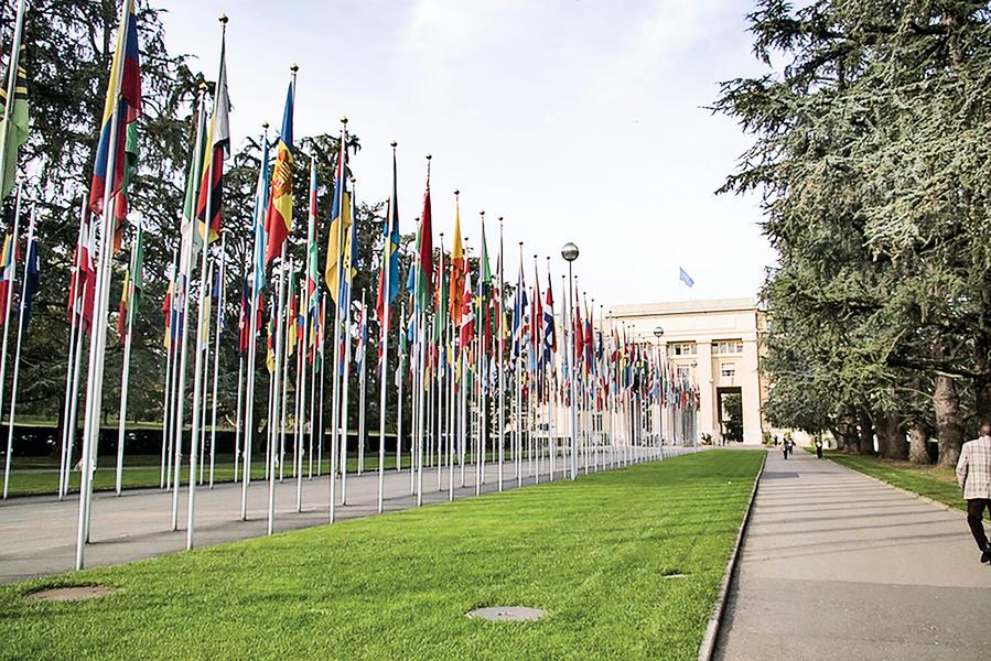 聯合國將異見者名單私下給中共