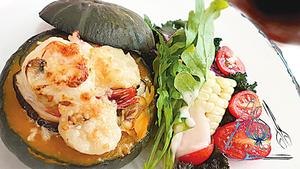 【美食「達」人】海鮮南瓜新「煮」意
