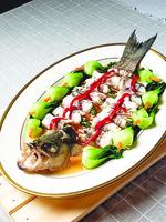 【梁廚美食】金菇鱸魚卷 Enoki Mushroom Sea Bass Roll