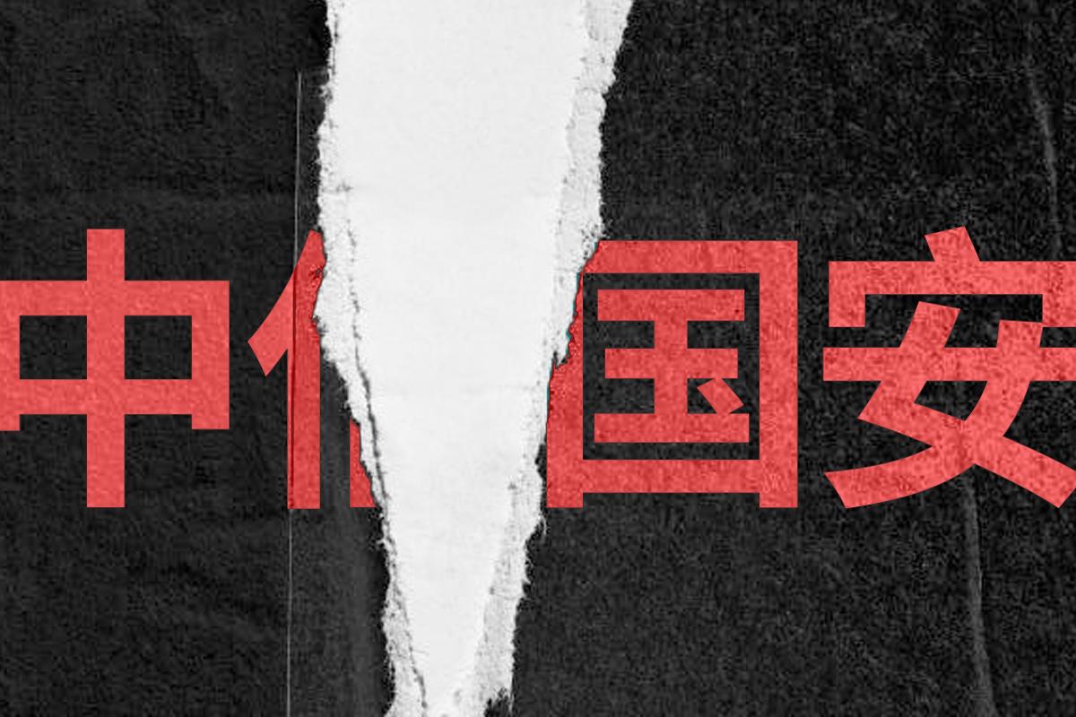 中信國安7年財務造假,誰是敗家子?(大紀元製圖)