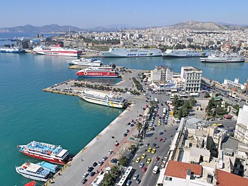 陸重金買下希臘最大港經營權
