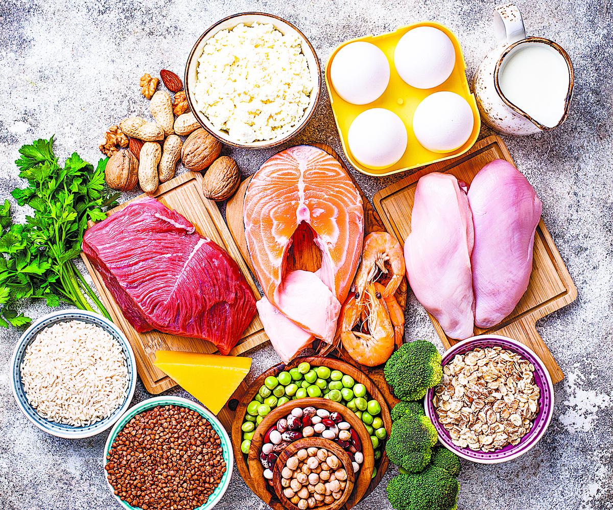 補充蛋白質,有助提升免疫力。
