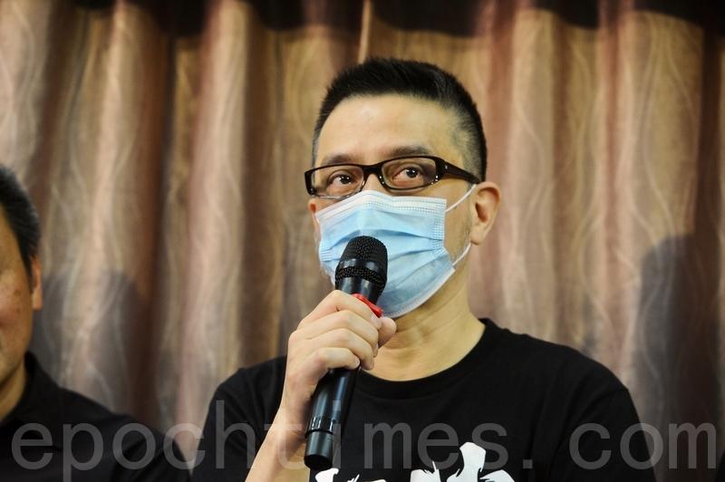 香港資深音樂人黃耀明。(大紀元資料圖片)