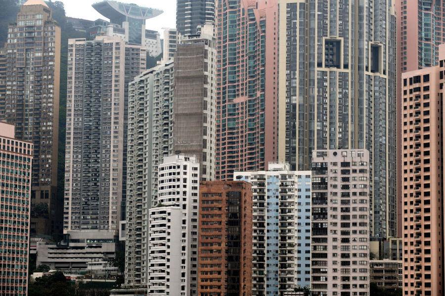 香港樓價一周升0.97% 大型單位領漲