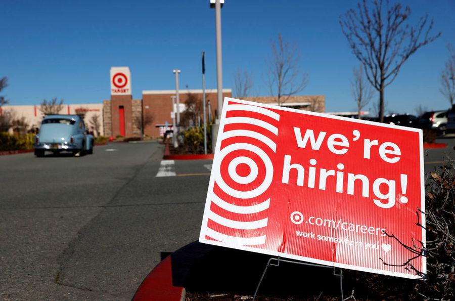 美一周首領失業救濟人數勝預期 降4.2萬