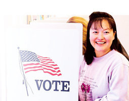 川妹子衝擊美國政壇