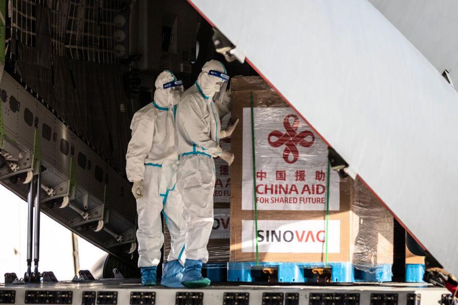 日本拒絕使用國際奧委會採購的中國疫苗