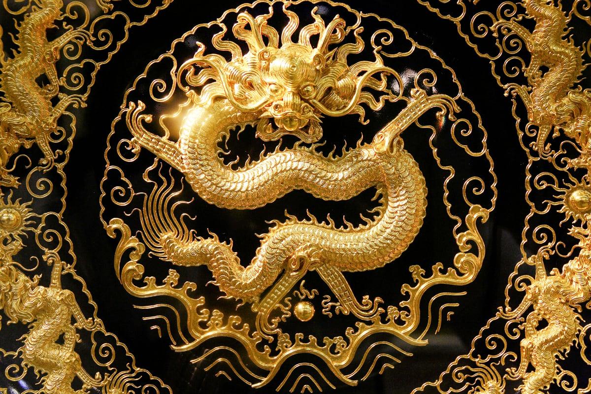 古人相信天地萬物都有神明掌管,包括降雨也是如此。龍就是主掌人間下雨的神。龍抬頭了,意味著龍神正準備行動,履行他給人間降雨的職責。(Getty Images)