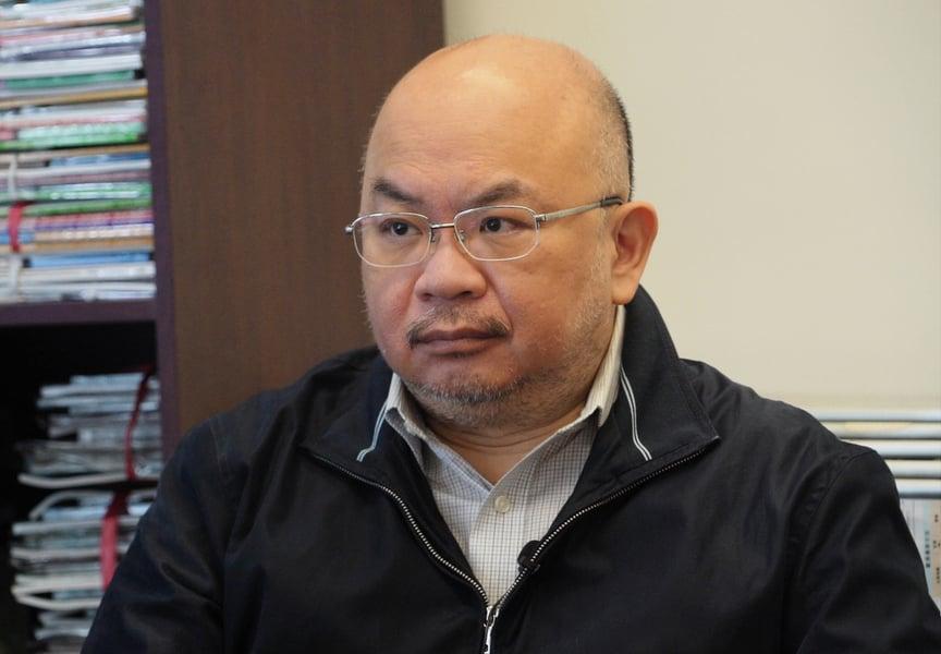 譚耀宗指青聯婦聯可加入選委 蔡子強料民主派再難參政 工商界被稀釋
