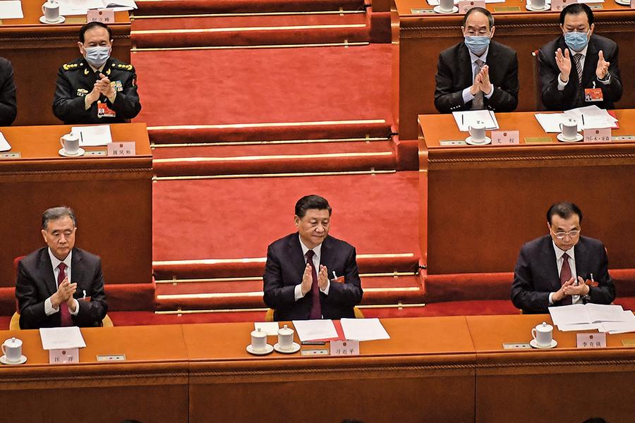 政協委員洩露中國真實官民比例