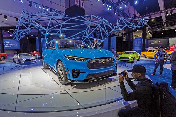 電動車美歐市場遭蠶食 特斯拉面臨擴大版圖壓力