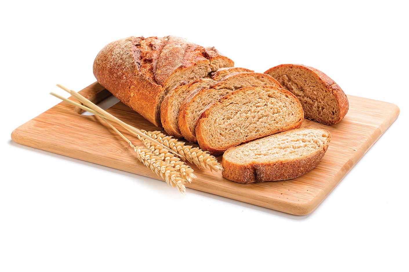 全麥多士麵包低脂營養,富含纖維素。