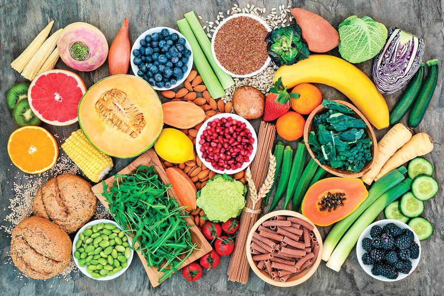 吃蔬果還不夠 補足膳食纖維的方法 (上)