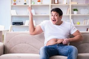 小腹越來越大怎麼辦? 兩個動作讓小腹快速瘦下來