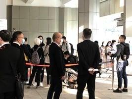 【聲援47】高等法院撤回張可森保釋