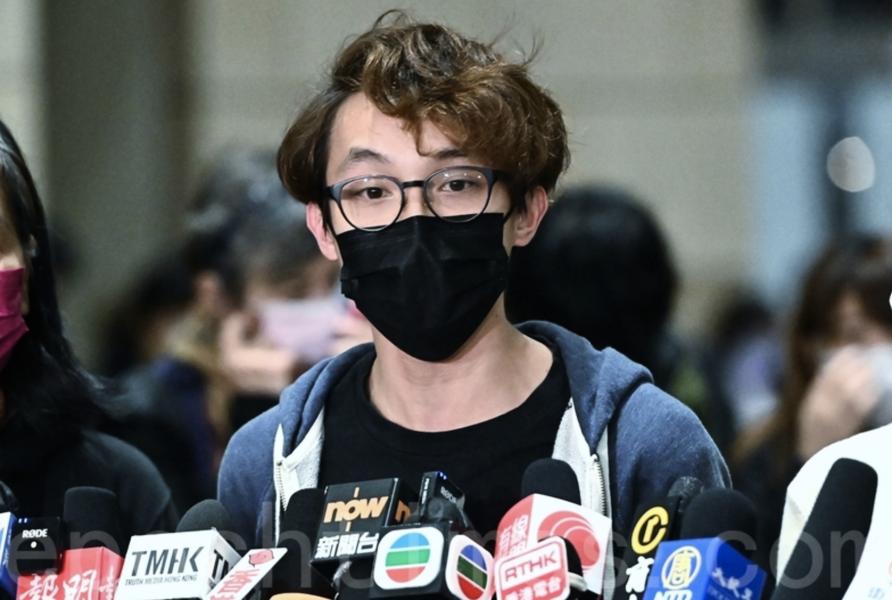 至少8組織擬退出民陣 陳皓桓:尊重決定仍會堅持