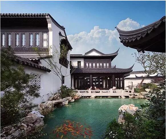 為何中國富豪不再想要西方式住宅?