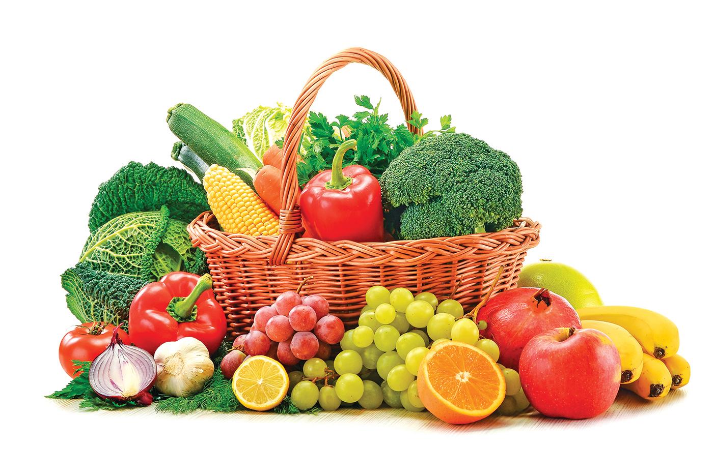每天多吃蔬果就是最好的抗癌藥。