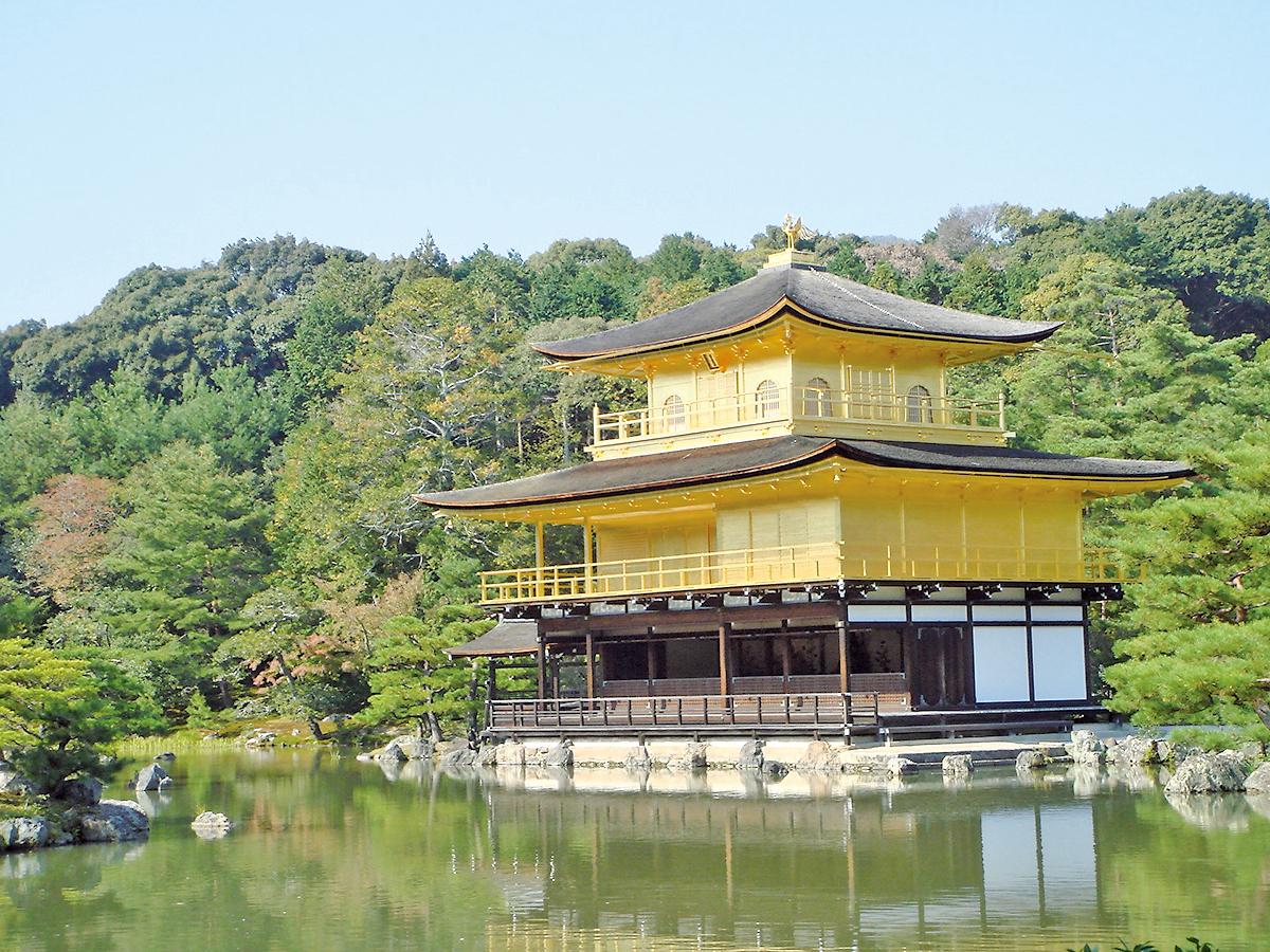 日本金閣寺(公有領域)