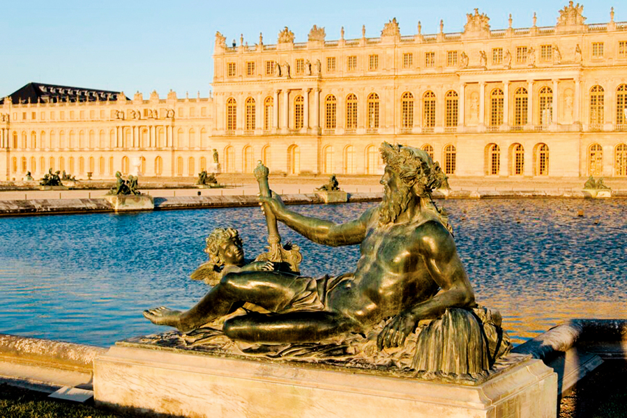 法國凡爾賽宮:太陽王的宮殿