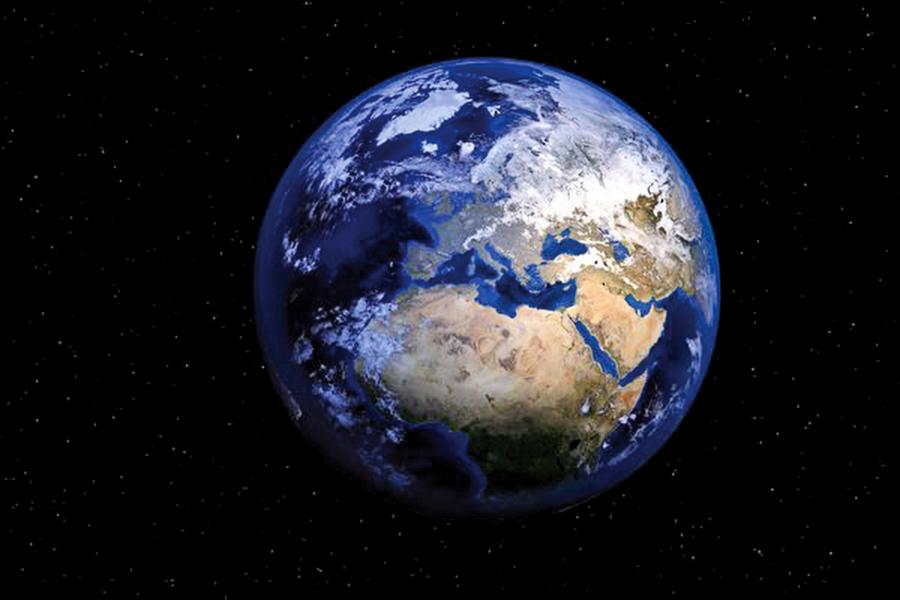 證實地球內部有第五層  顛覆人類認知