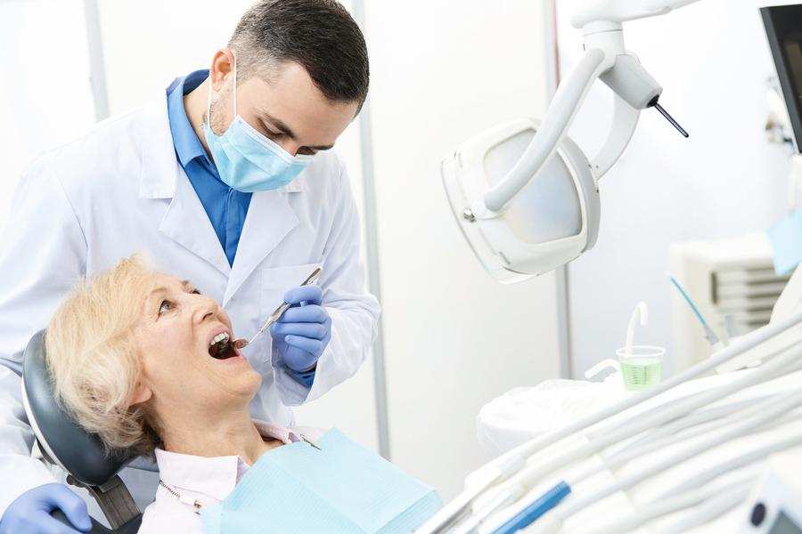 抗骨吸收藥物  恐引起顎骨壞死