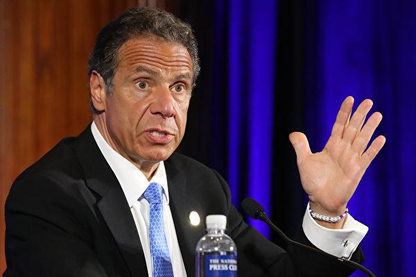 美國總統拜登日前表示,如果目前對紐約州州長庫莫的調查證實他對工作人員性騷擾的指控,庫莫應該辭職。這是拜登目前就庫莫的議題發表的立場最強硬的言論。(Chip Somodevilla/Getty Images)