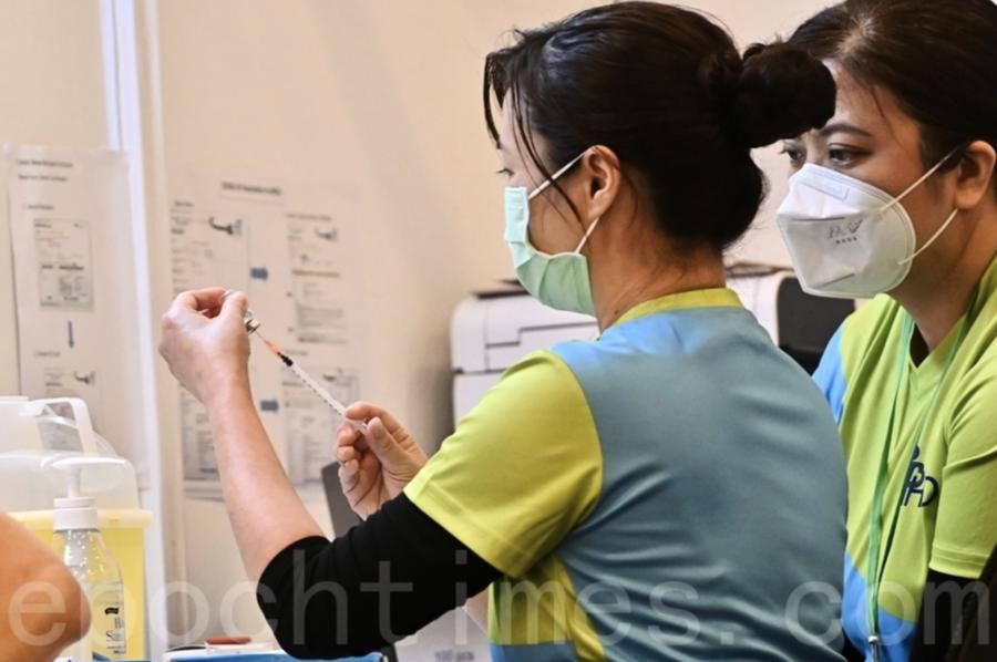 東區醫院護士疑打科興疫苗後現副作用入院