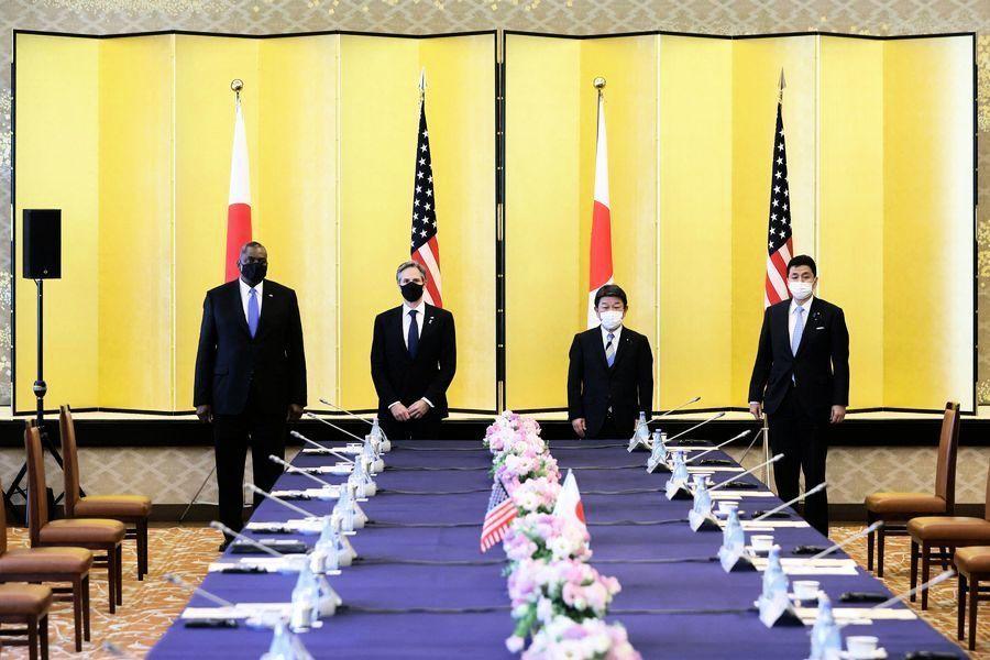 美承諾使用核武保護日本 美軍公開警告中共領導人