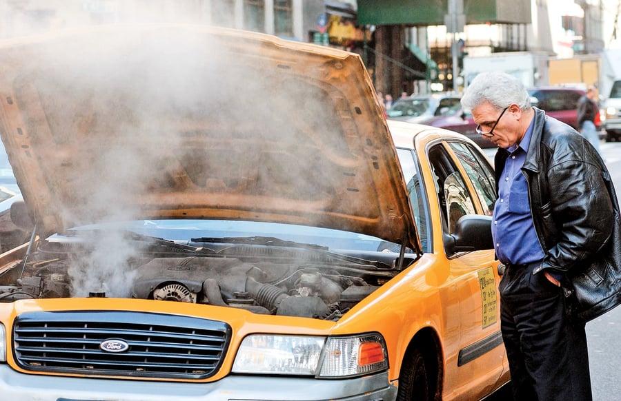 車過熱時會發生甚麼?