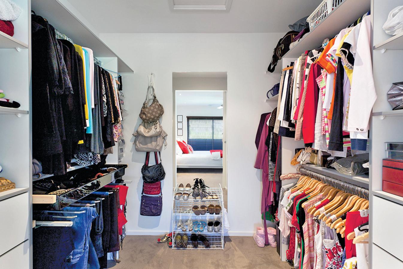 定期清出用不到的物品,自己的家也會更舒適。
