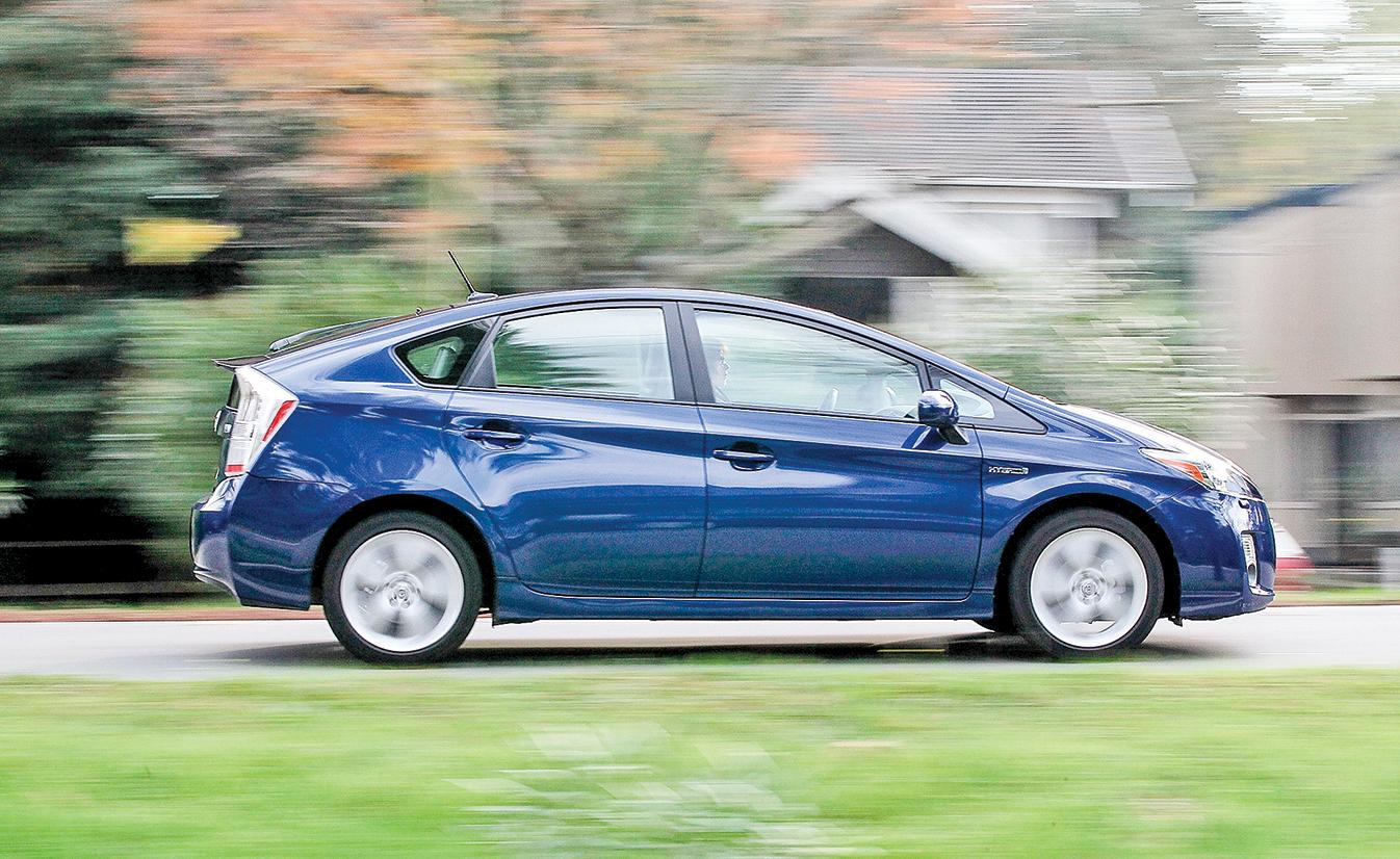 汽車過熱其實不是引擎自身的問題,而是冷卻系統或溫控失效了。很受消費者喜愛的豐田普銳斯曾經因冷卻系統的問題召回。(Justin Sullivan/Getty Images)