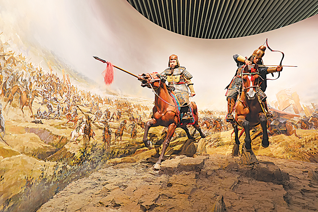中國古代作戰的傷兵曾用音樂治病。