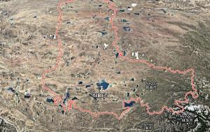 【突發】西藏那曲6.1級地震震感強烈拉薩也有震感