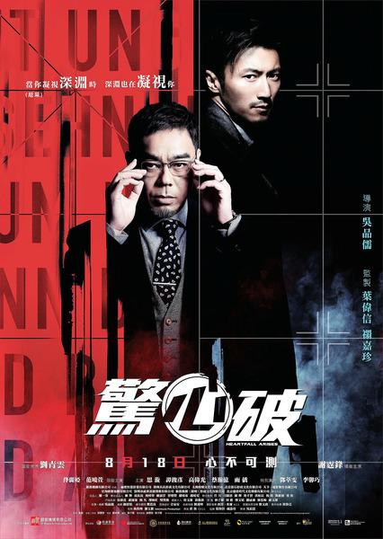 電影《驚心破》為何突延後公演?