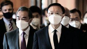 網曝楊潔篪女兒讀美國名校 王毅揭楊看色情片
